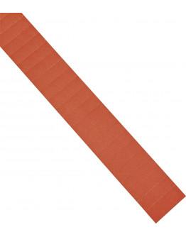 Карточки C-профиля 80x15 красные Magnetoplan C-Profil Label Red Set (1289406)