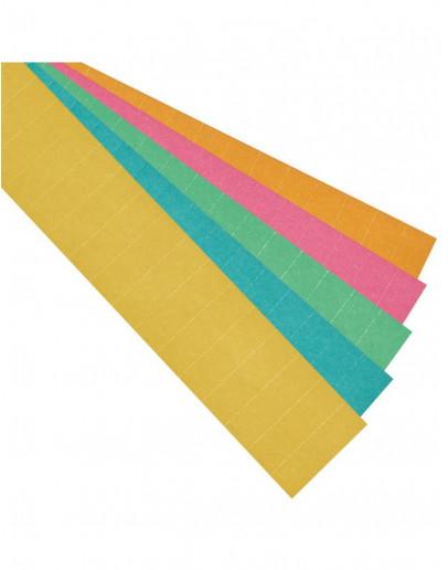 Карточки C-профиля 80x15 разноцветные Magnetoplan C-Profil Label Assorted Set (12898)