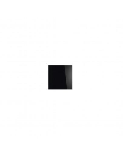 Доска стеклянная магнитно-маркерная 400x400 черная Magnetoplan Glassboard-Black (13401012)