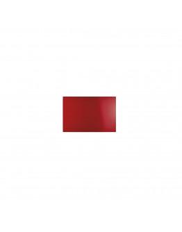 Доска стеклянная магнитно-маркерная 600x400 красная Magnetoplan Glassboard-Red (13402006)
