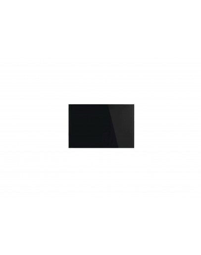 Доска стеклянная магнитно-маркерная 600x400 черная Magnetoplan Glassboard-Black (13402012)