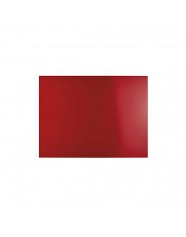 Доска стеклянная магнитно-маркерная 1200x900 красная Magnetoplan Glassboard-Red (13404006)