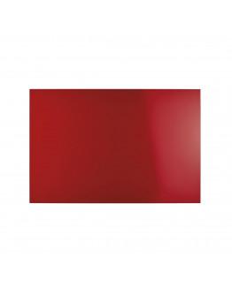 Доска стеклянная магнитно-маркерная 1500x1000 красная Magnetoplan Glassboard-Red (13408006)