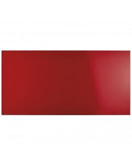 Доска стеклянная магнитно-маркерная 2000x1000 красная Magnetoplan Glassboard-Red (13409006)