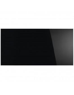 Доска стеклянная магнитно-маркерная 2000x1000 черная Magnetoplan Glassboard-Black (13409012)