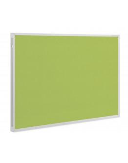 Доска ЭКО информационная для булавок односторонняя 900x600 зеленая Magnetoplan Eco-Green (1390022)