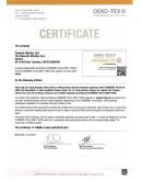 Доска ЭКО информационная для булавок односторонняя 1200x900 бежевая Magnetoplan Eco-Beige (1312023)