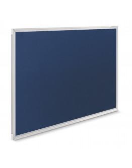 Доска информационная для булавок односторонняя 600x450 синяя Magnetoplan SP Felt-Blue (1460003)