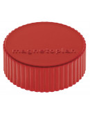 Магниты круглые 34/2 красные Magnetoplan Discofix Magnum Red Set (1660006)