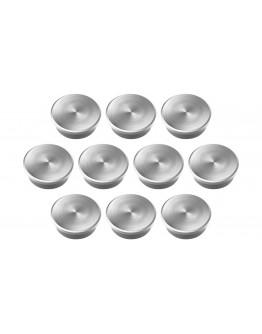 Магниты круглые мощные 25/12 Magnetoplan Discofix Forte Set (16630)