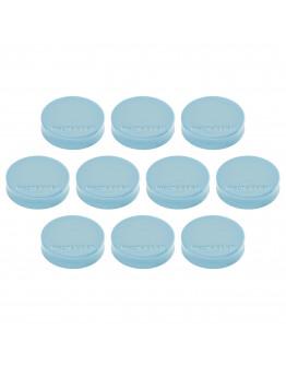 Магниты эргономичные средние 30/0.7 Magnetoplan Ergo Medium Baby-Blue Set (16640103)