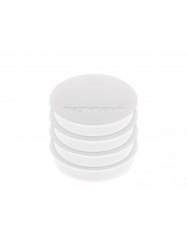 Магниты круглые 30/0.7 блистер Magnetoplan Discofix Standard White Set (16642400)