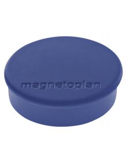 Магниты круглые 24/0.3 блистер синие Magnetoplan Discofix Hobby Dark-Blue Set (16645614)