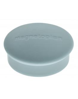 Магниты круглые 19/0.1 голубые Magnetoplan Discofix Mini Light-Blue Set (1664603)