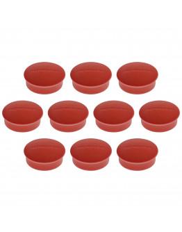 Магниты круглые 19/0.1 красные Magnetoplan Discofix Mini Red Set (1664606)
