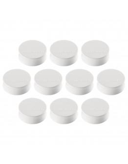 Магниты эргономичные большие 34/2 Magnetoplan Ergo Large White Set (1665000)