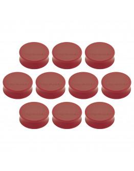 Магниты эргономичные большие 34/2 Magnetoplan Ergo Large Red Set (1665006)