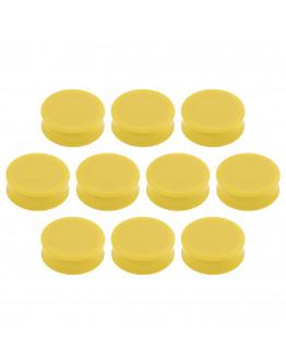 Магниты эргономичные большие 34/2 Magnetoplan Ergo Large Yellow Set (16650102)
