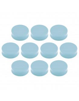 Магниты эргономичные большие 34/2 Magnetoplan Ergo Large Baby-Blue Set (16650103)