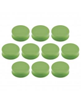 Магниты эргономичные большие 34/2 Magnetoplan Ergo Large Green Set (16650105)