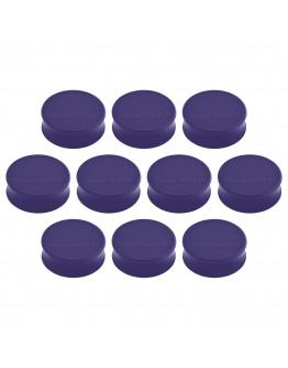 Магниты эргономичные большие 34/2 Magnetoplan Ergo Large Violet Set (1665011)
