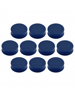 Магниты эргономичные большие 34/2 Magnetoplan Ergo Large Dark-Blue Set (1665014)