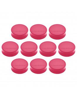 Магниты эргономичные большие 34/2 Magnetoplan Ergo Large Pink Set (1665018)