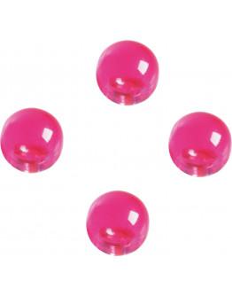 Магниты-шарики 14/0.05 розовые Magnetoplan Ball Pink Set (1666018)