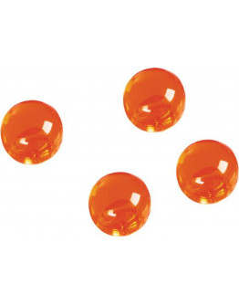 Магниты-шарики 14/0.05 оранжевые Magnetoplan Ball Orange Set (1666044)