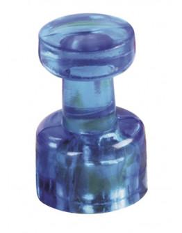 Магниты-гвоздики 11/0.05 синие Magnetoplan Memo-holder Blue Set (1666114)