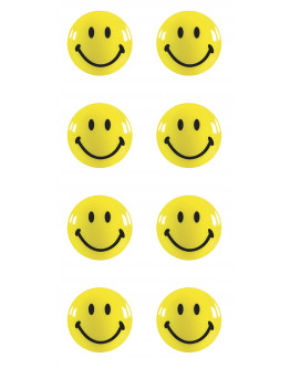 Магниты-смайлы 20/0.02 Magnetoplan Smile Set (16671)