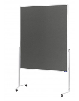 Доска модерационная мобильная 1200x1500 Magnetoplan Felt-Gray Mobile (2111101)