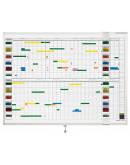 Планировщик годовой активности 7дн/30чел 1200x900 Magnetoplan Activity Planner (3703155)