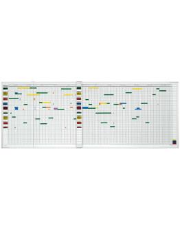 Планировщик годовой активности 7дн/60чел 2000x750 Magnetoplan Activity Planner (3707155)