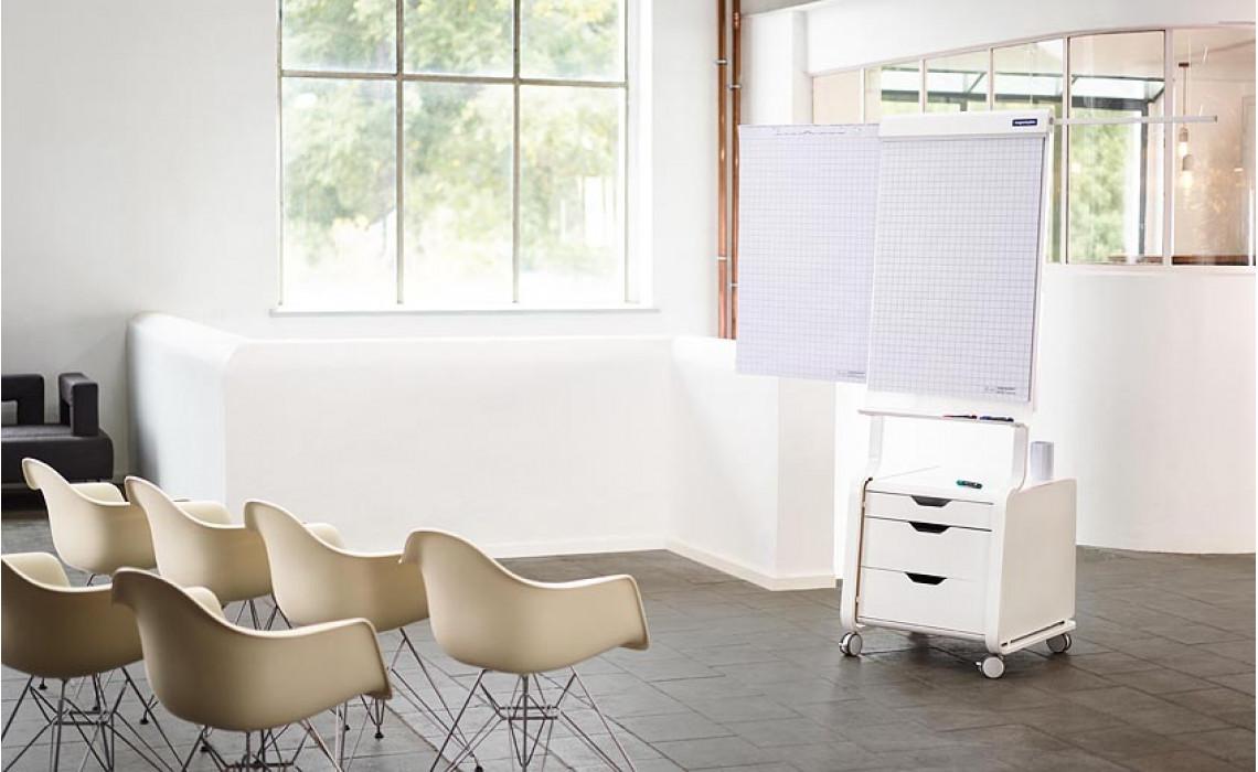 Функциональный дизайн офиса: без магнитных досок не обойтись